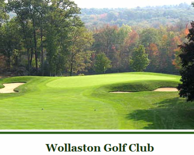 Wollaston Golf Club,Milton, Massachusetts,  - Golf Course Photo