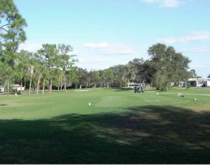 Crystal Lake Club,Avon Park, Florida,  - Golf Course Photo