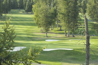Buffalo Hill Golf Club, Cameron Golf Course,Kalispell, Montana,  - Golf Course Photo