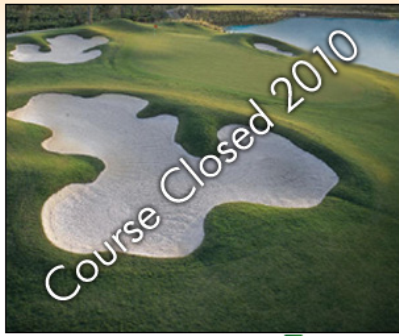 Panther Creek Golf Club, CLOSED 2010,Jacksonville, Florida,  - Golf Course Photo
