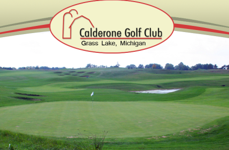 Golf Course Photo, Calderone Farms Golf Club, Grass Lake, 49240