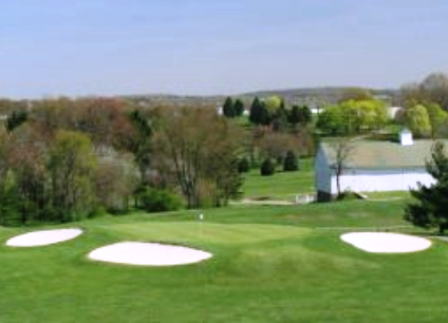 Briarwood Golf Club, West Course,York, Pennsylvania,  - Golf Course Photo