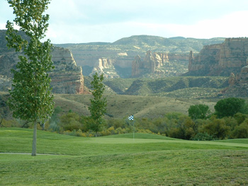 Adobe Creek National Golf Course,Fruita, Colorado,  - Golf Course Photo
