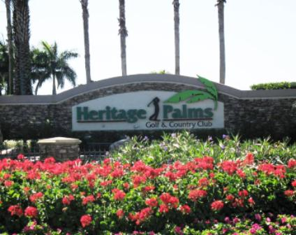 Heritage Palms Golf & Country Club - Royal Course,Fort Myers, Florida,  - Golf Course Photo