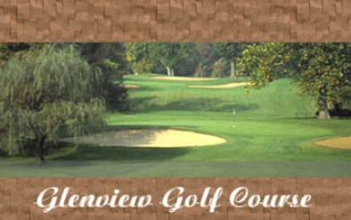 Golf Course Photo, Glenview Municipal Golf Course, Cincinnati, 45246