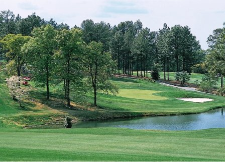 Hyland Golf Club, Southern Pines, North Carolina, 28387 - Golf Course Photo