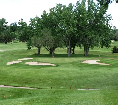 Golf Course Photo, Meadowbrook Golf Course, Rapid City, 57702