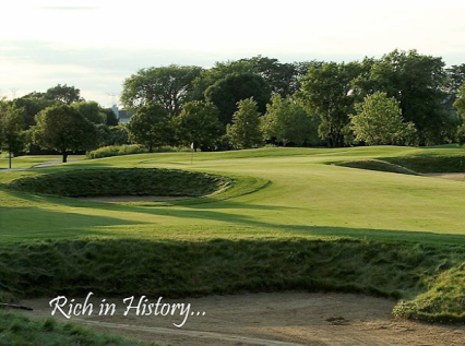 Chevy Chase Golf Course,Wheeling, Illinois,  - Golf Course Photo