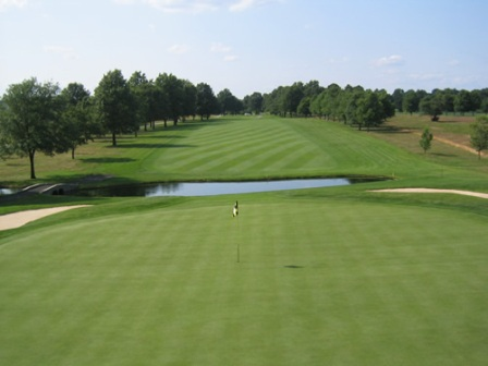 Eisenhower Park Golf Course -White,East Meadow, New York,  - Golf Course Photo