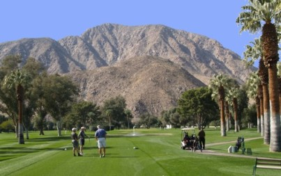 Golf Course Photo, De Anza Desert Country Club, Borrego Springs, 92004