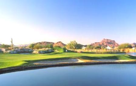 Red Mountain Ranch Country Club, Mesa, Arizona, 85215 - Golf Course Photo