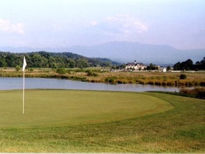 Golf Course Photo, Sevierville Golf Club, River Course, Sevierville, 37876