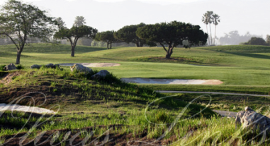 Golf Course Photo, Olivas Links, Ventura, 93001