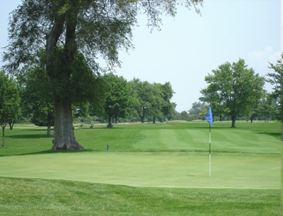 Garrett Country Club,Garrett, Indiana,  - Golf Course Photo