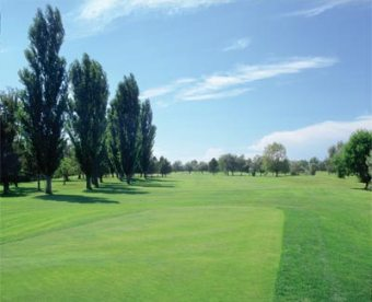 Rose Park Golf Course, Salt Lake City, Utah, 84116 - Golf Course Photo