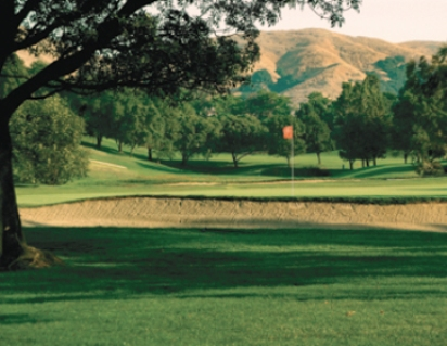 Golf Course Photo, Redlands Country Club, Redlands, 92373