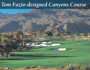 Bighorn Golf Club, The Canyons Course, Palm Desert, California, 92260 - Golf Course Photo