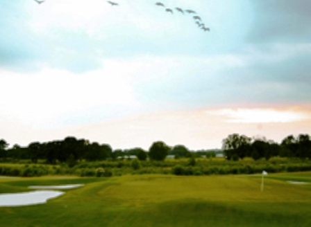 Wetlands Golf Course,Lafayette, Louisiana,  - Golf Course Photo