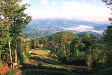 Mountain Air Country Club,Burnsville, North Carolina,  - Golf Course Photo