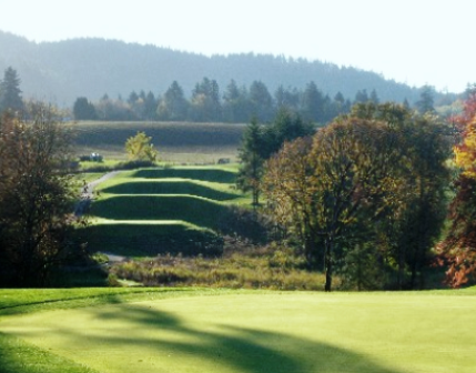 Chehalem Glenn Golf Course,Newberg, Oregon,  - Golf Course Photo