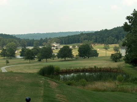 Heritage Golf Course, Oneonta, Alabama, 35121 - Golf Course Photo