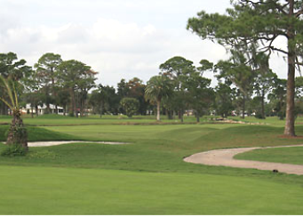 New Smyrna Beach Municipal Golf Course, New Smyrna Beach, Florida, 32168 - Golf Course Photo
