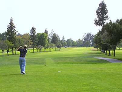 Golf Course Photo, Dad Miller Golf Course, Anaheim, 92801