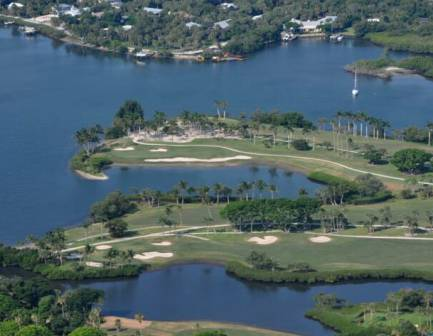 Jupiter Island Club,Hobe Sound, Florida,  - Golf Course Photo