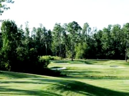 Timberton Golf Club, McCumber Course,Hattiesburg, Mississippi,  - Golf Course Photo