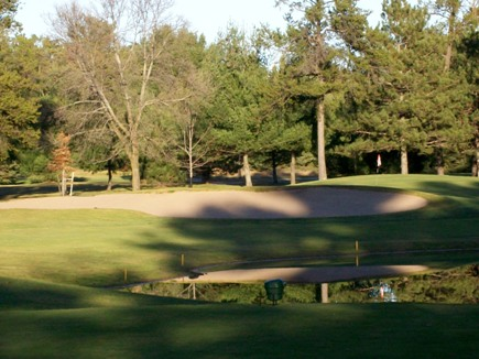 Bulls Eye Country Club, Wisconsin Rapids, Wisconsin, 54494 - Golf Course Photo