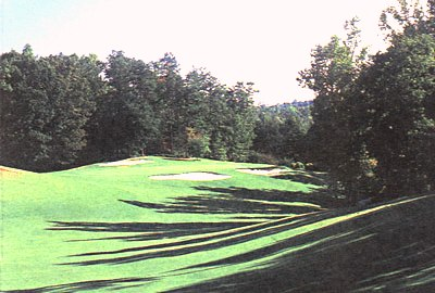 Golf Course Photo, Woodbridge Golf Links, Kings Mountain, 28086
