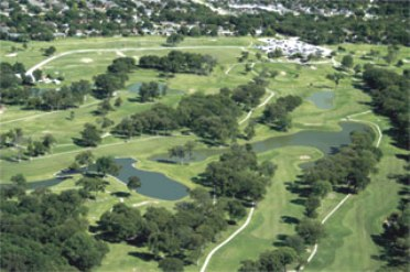 Sherrill Park Municipal Golf Course -One, Richardson, Texas, 75082 - Golf Course Photo