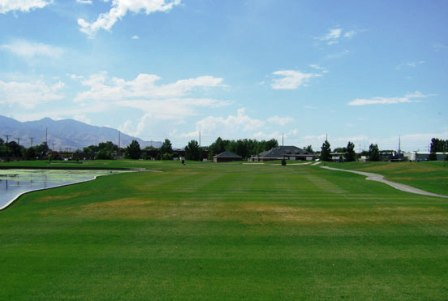 Central Valley Golf Course, Salt Lake City, Utah, 84119 - Golf Course Photo