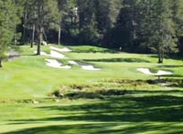 Tahoe Donner Golf Club,Truckee, California,  - Golf Course Photo