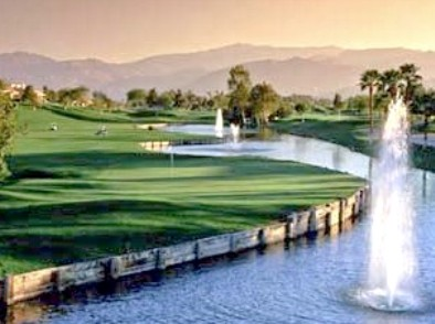 Westin Mission Hills Resort - Pete Dye Course,Rancho Mirage, California,  - Golf Course Photo