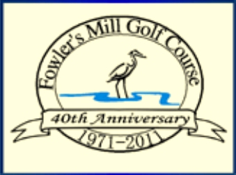 Fowlers Mill Golf Course -River-Maple,Chesterland, Ohio,  - Golf Course Photo