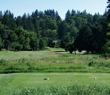 Creekside Golf Course, Salem, Oregon, 97306 - Golf Course Photo