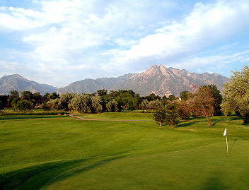 Mick Riley Golf Course, Executive Course, Murray, Utah, 84107 - Golf Course Photo