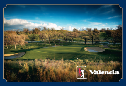 TPC at Valencia,Valencia, California,  - Golf Course Photo