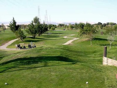 Golf Course Photo, Old River Golf Course, Tracy, 95376
