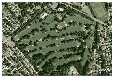 Roselle Golf Club, CLOSED 2010,Roselle, New Jersey,  - Golf Course Photo
