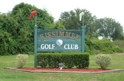 Kissimmee Golf Club,Kissimmee, Florida,  - Golf Course Photo