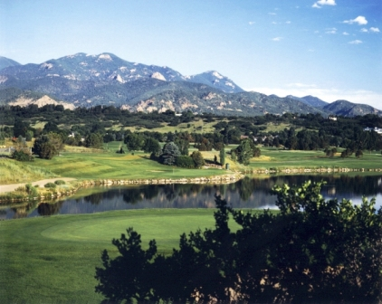 Country Club Of Colorado, The,Colorado Springs, Colorado,  - Golf Course Photo
