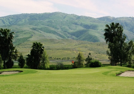 Sycamore Canyon Golf Course, CLOSED 2014, Arvin, California, 93203 - Golf Course Photo