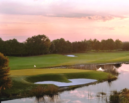 Golden Bear Golf Club At Keenes Pointe,Windermere, Florida,  - Golf Course Photo