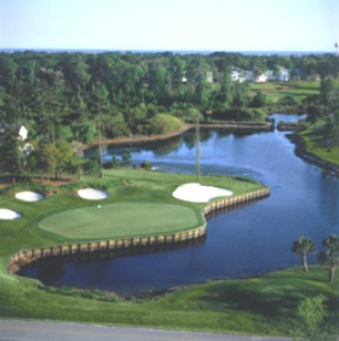 Golf Course Photo, Sea Trail Golf Resort, Jones Golf Course, Sunset Beach, 28468