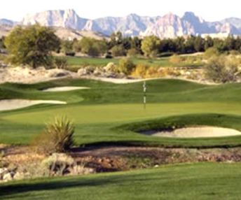 Golf Course Photo, Badlands Golf Club, CLOSED 2016, Las Vegas, 89128