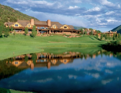Golf Course Photo, Roaring Fork Golf Club, Basalt, 81621