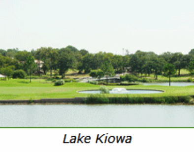 Lake Kiowa Country Club,Lake Kiowa, Texas,  - Golf Course Photo