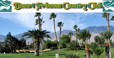 Desert Princess Country Club,Cathedral City, California,  - Golf Course Photo